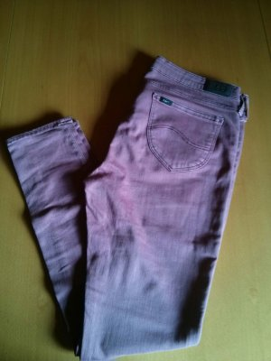 Lee Jeans Aubergine GR 31/33 Slim Fit Scarlett