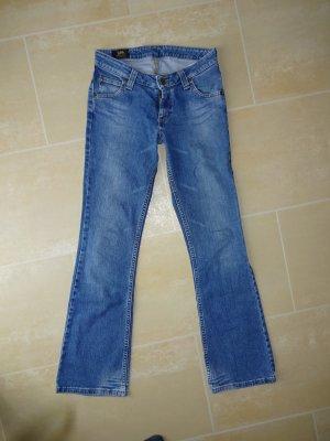 Lee Boot Cut spijkerbroek staalblauw-korenblauw