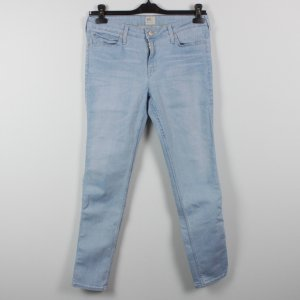 Lee Jeans skinny turchese Cotone