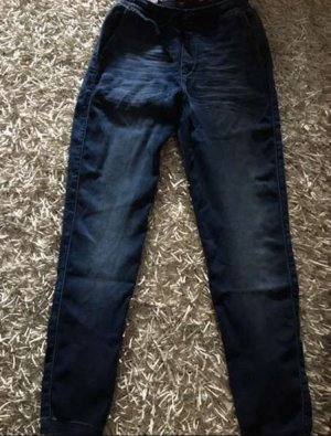 Lee Jeans larghi blu-blu scuro