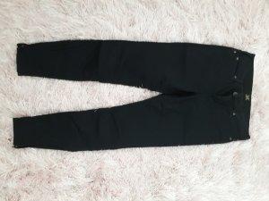 Lee Pantalón elástico negro