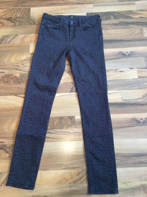 Lee Jeans mit dezentem Leoprint