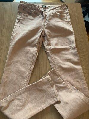 Lee Jeans Scarlett in hellem Altrosa Göße W 28 L33
