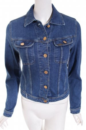 Lee Jeansjacke blau Casual-Look