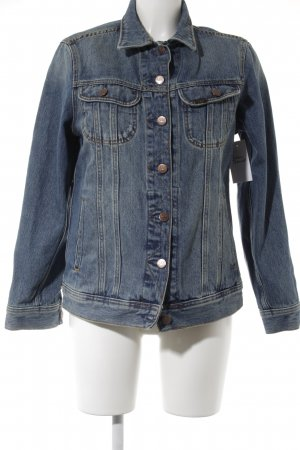 Lee Jeansjacke dunkelblau Jeans-Optik