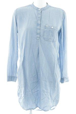 Lee Jeanskleid blassblau Jeans-Optik