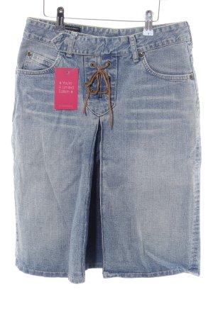 Lee Gonna di jeans blu stile casual