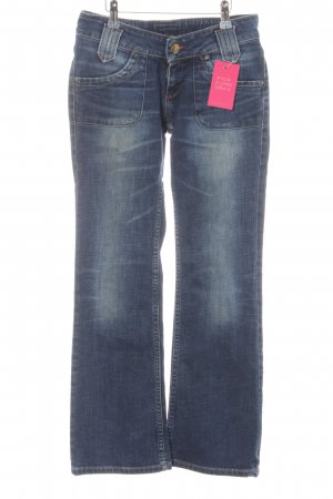 Lee Denim Flares blue '70s style