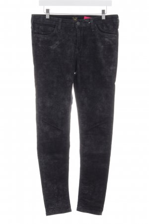 Lee Peg Top Trousers black-grey athletic style