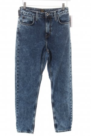 Lee Carrot Jeans blue vintage look
