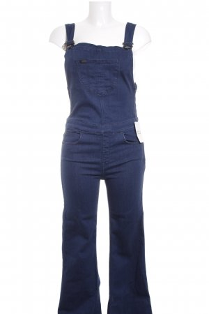 Lee Latzhose blau Casual-Look