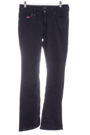 Lee Jeans marlene nero stile casual