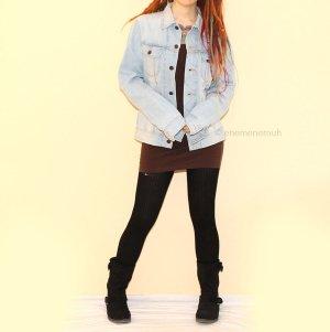LEE Oversize Jeansjacke Vintage Denim
