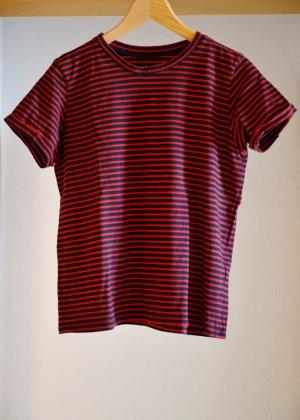 Lee Gestreept shirt veelkleurig Katoen