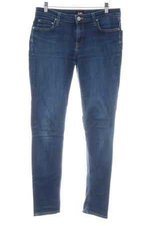 Lee Tube Jeans dark blue casual look