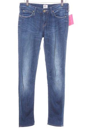 Lee Jeans a sigaretta blu scuro stile casual