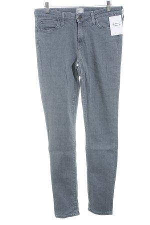 Lee Röhrenjeans grau Jeans-Optik