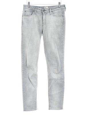 Lee Vaquero pitillo gris claro-gris look casual