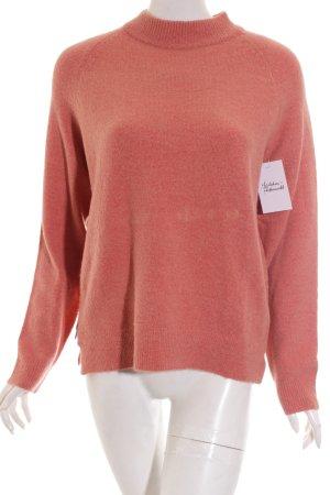 Lee Rollkragenpullover rosa klassischer Stil