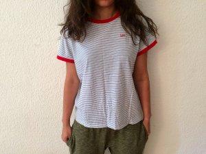 Lee Shirt, gestreift, Gr. S