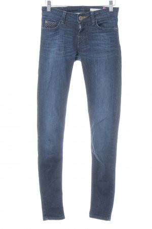 Lee Skinny jeans blauw casual uitstraling