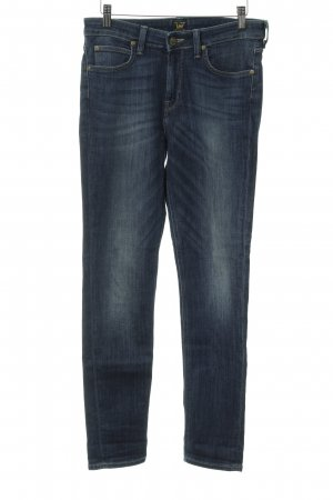 Lee Skinny Jeans dunkelblau Business-Look