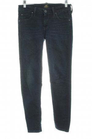 Lee Skinny Jeans dunkelblau Casual-Look