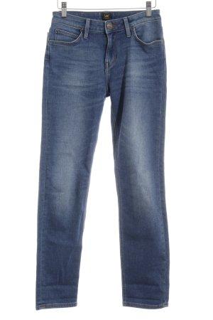"""Lee Skinny Jeans """"ELLY"""" stahlblau"""