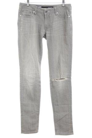 Lee Skinny Jeans grau Casual-Look