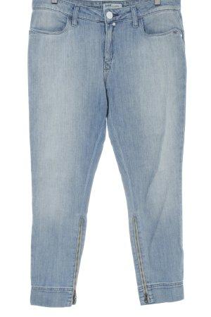 Lee Skinny Jeans himmelblau Jeans-Optik