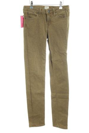 "Lee Skinny Jeans ""SCARLETT"" sandbraun"