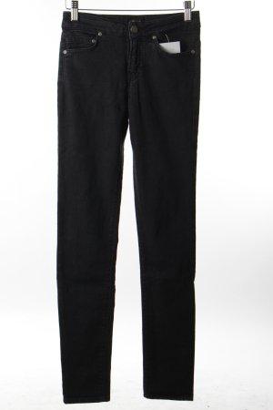 Lee Skinny Jeans schwarz Casual-Look