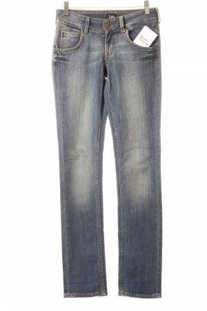 Lee Slim Jeans blassblau Jeans-Optik