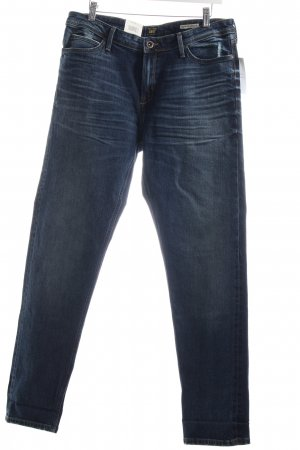 Lee Slim Jeans blau Jeans-Optik