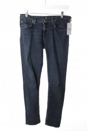 Lee Slim Jeans dunkelblau