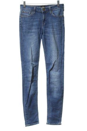"""Lee Slim Jeans """"scarlett"""" blau"""