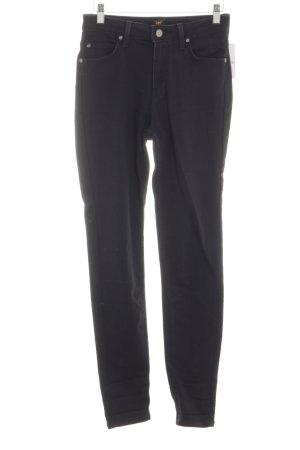 Lee Jeans slim noir style simple