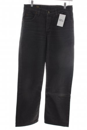 Lee Straight-Leg Jeans anthrazit Casual-Look