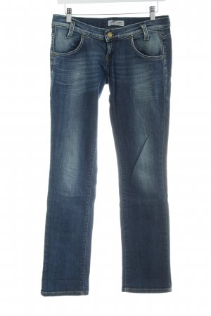 Lee Straight-Leg Jeans blassblau-graublau Casual-Look