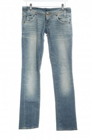 Lee Straight-Leg Jeans himmelblau Casual-Look