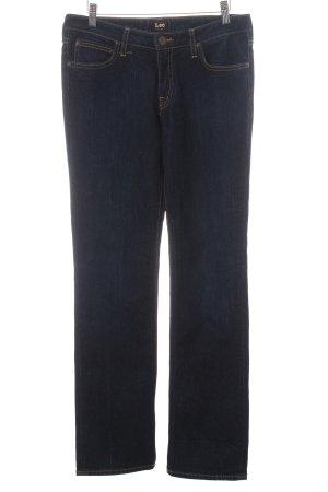 """Lee Straight-Leg Jeans """"Marion Straight"""" dunkelblau"""