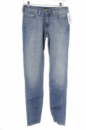 Lee Stretch Jeans blau-stahlblau Casual-Look