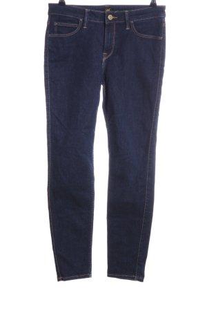 Lee Stretch Jeans blau Business-Look