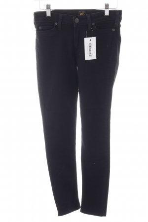 Lee Stretch Jeans schwarz Casual-Look