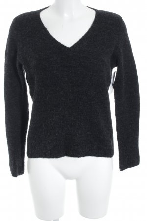 Lee Strickpullover anthrazit Casual-Look