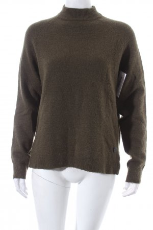 Lee Strickpullover waldgrün Casual-Look