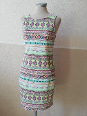Lefties Stretch Dress multicolored
