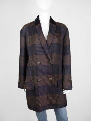 Wool Coat multicolored new wool