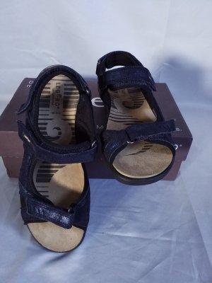 Legero Comfort Sandals dark blue