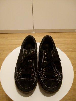 Legero Sneakers schwarz - stark reduziert-